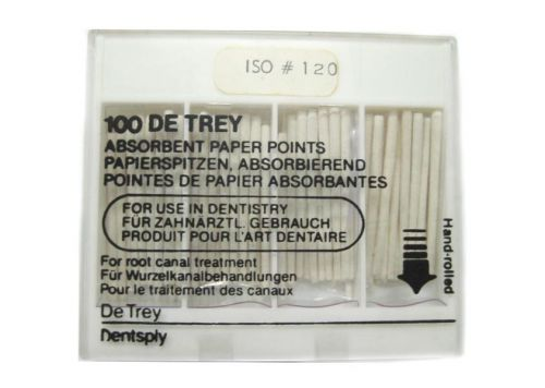 Dentsply Absorbent Paper Points - Made in USA